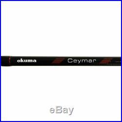 Okuma Ceymar Spinning Combo 7' Length, 1-Piece Rod, Mediu W