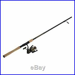 PENN Battle II Spinning Fishing Rod and Reel Combo (4000- 7' Medium- 1pcs)