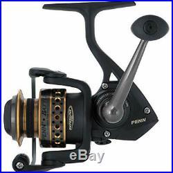 PENN Battle II Spinning Fishing Rod and Reel Combo 4000- 7' Medium- 1pcs