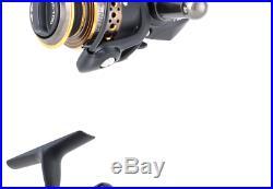 PENN Battle II Spinning Fishing Rod and Reel Combo 6000- 9' Medium Heavy- 2pcs