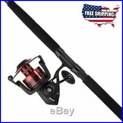 PENN Fierce III Spinning Reel and Fishing Rod Combo