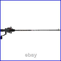 PENN Fierce III Spinning Reel and Fishing Rod Combo, 5000 8' Medium-Heavy