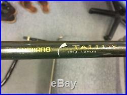 PENN International V 50 VSW 2 Speed Reel Shimano Rod with AFTCO Butt