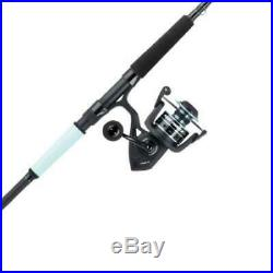 PENN Pursuit III LE Spinning Reel and Fishing Rod Combo HT-100 Carbon Fiber Drag