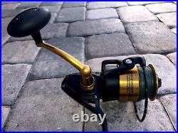 PENN Spinfisher V 7500 Fishing Rod Reel Combo SSV7500701H 300yds Of 65lb PP