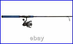 Penn BTLII3000701ML Battle II Spinning Rod & Reel Combo