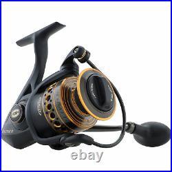 Penn Battle II Spinning Reel and Fishing Rod Combo