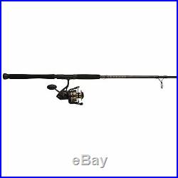 Penn Battle II Surf Spinning Rod and Reel Combo 8