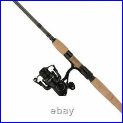 Penn Conflict II Spinning Reel and Fishing Rod Combo 2500 7' Light 1pc