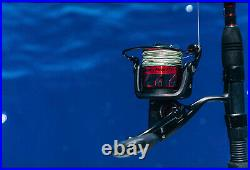 Penn Fierce III LE Spinning Reel And Fishing Rod Combo FRCIII2500LE701ML