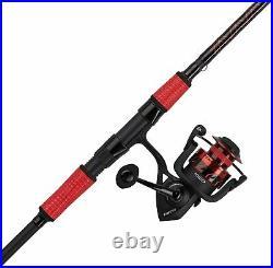 Penn Fierce III LE Spinning Reel and Fishing Rod Combo FRCIII3000LE701ML