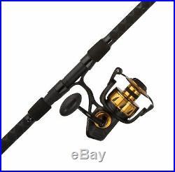 Penn SSVI6500102H Spinfisher VI Spinning Rod & Reel Combo