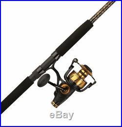 Penn SSVI6500LL701MH Spinfisher VI Spinning Rod & Reel Combo