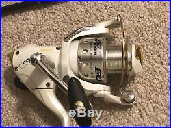 Penn Spinfisher Cabelas Salt Striker Fishing Rod & Reel Combo