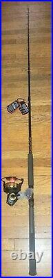 Penn Spinfisher VI Rod And Reel Combo 7 Ssvi2040s70 Rod Ssvi8500 Reel Brand New