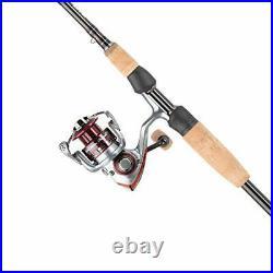 Pflueger President XT Spinning Reel and Fishing Rod Combo