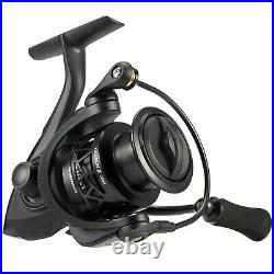 Piscifun Carbon X Spinning Reel and 1PCS Serpent Spinning Rod Combos