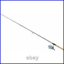 Quantum Optix Spinning Fishing Rod & Reel Combo, Part OP4070MC, 3PK