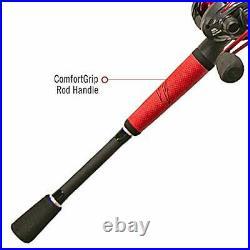 Quantum Pulse Baitcast Reel and Fishing Rod Combo 7-Inch IM8 Graphite Rod 5-B