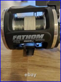 Rapala Fathom 2 Combo Cod Rod Fishing Heavy Action 2pc 6 12-30lb Test Quality