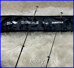 Rod / Reel Combo Ace Hawk CU Double 5 10.8 UL/L With A Tsurinoya Jaguar 1000