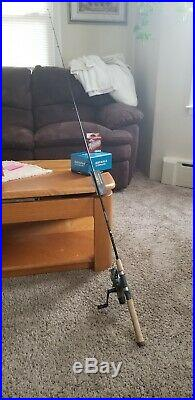 Saint Croix Premier PS60MF1 Spinning 6ft. Rod combo with a Shimano Sienna 2500
