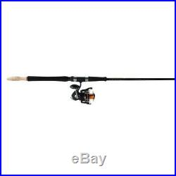 Shakespeare Ugly Stik Balance 12' Spin Rod & Reel Combo 2 Pce 8-12kg+Free Post