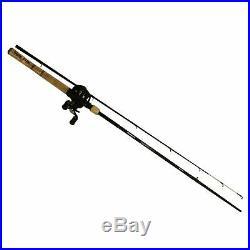 Shakespeare Ugly Stik Elite Baitcast Reel and Fishing Rod Combo Black