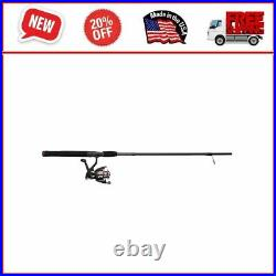 Shakespeare Ugly Stik GX2 Spinning Reel and Fishing Rod Combo, 5'0 Light (2pc)
