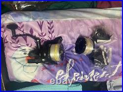 Shimano Ultegra 14000 XTD reel and a POWER STICK 10 rod