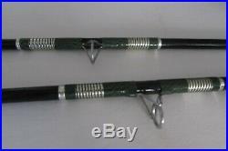True Temper Bronson Uni Spin 66 Professional Combo Fishing Rod & Reel 7 Ft