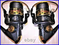Two Master Spectra 7 Rod & YB4000 (13+1 bb) Reel Combos