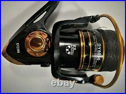 Two Quantum Blue Runner 8 Rod & DY5000 (12 bb) Reel Combos