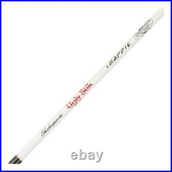 Ugly Stik Crappie Spinning Fishing Rod Combo