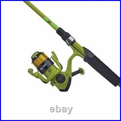 Ugly Stik Hi-Lite Spinning Reel and Fishing Rod Combo