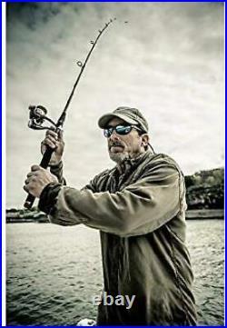 UglyStik GX2 Spinning Fishing Reel and Rod Combo 6