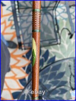 Vintage 5 Piece J. C. Higgins Fly/Spin Combo Rod #3 2922 RARE