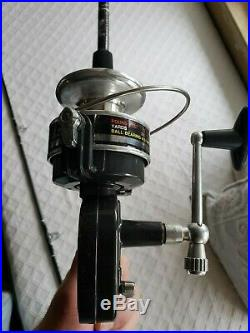 Vintage 7ft Ugly Stick Rod With Mitchell 906 Spinning Reel