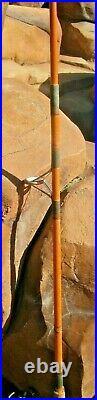 Vintage Daiwa 1100 Series Model 1125 CG Spinning Rod And 407 Reel Combo 8