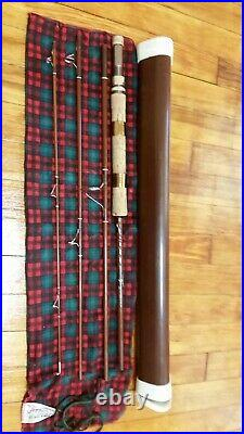 Vintage Fenwick FS-74 -4 Piece 7Ft. Combination spinning / fly rod