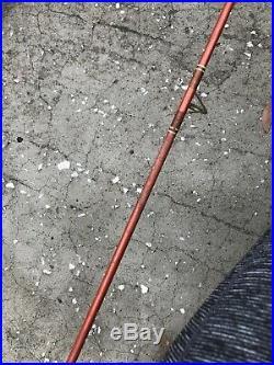 Vintage Garcia Conolon 2320 Light Spinning Fishing Rod + Abumatic 170 Reel