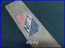 Vintage N. F. T. Nippon Fishing Tackle Japanese Fly / Spin Rod Combo Kit & Box