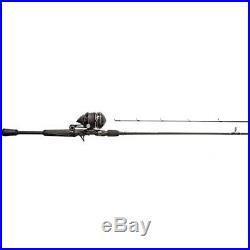 Zebco 21-37546 Omega Pro 3 Spinning 6'6 Fishing Rod + Reel Combo